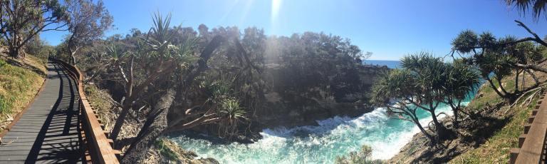 North Stradbroke Island, Queensland Australia